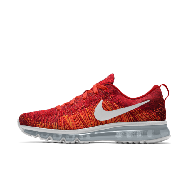"Mass Appeal Nike Flyknit Air Max ""Multicolor"
