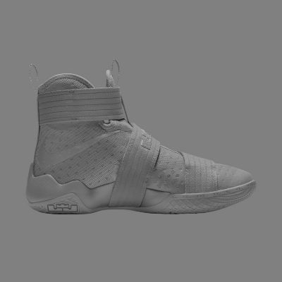nike zoom lebron soldier 10 id basketball shoe. nike