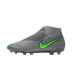 Chaussure de football à crampons personnalisable Nike Phantom Vision Academy By You