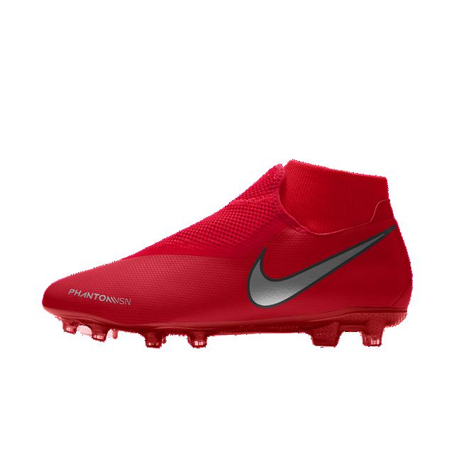 Calzado de fútbol personalizado Nike Phantom Vision Academy By You