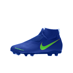Nike Jr. Phantom Vision Academy By You Custom Football Boot