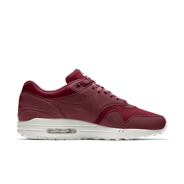 nike air max 1 red suede