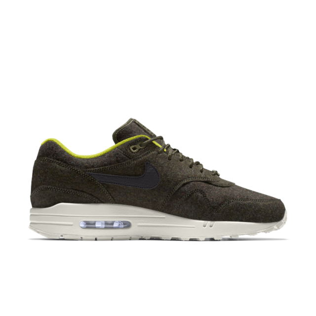 Nike Air Max 1 Premium ID SheenLight Bone Women 's Shoe