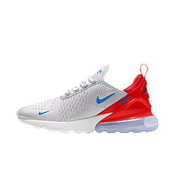Calzado personalizado Nike Air Max 270 By You
