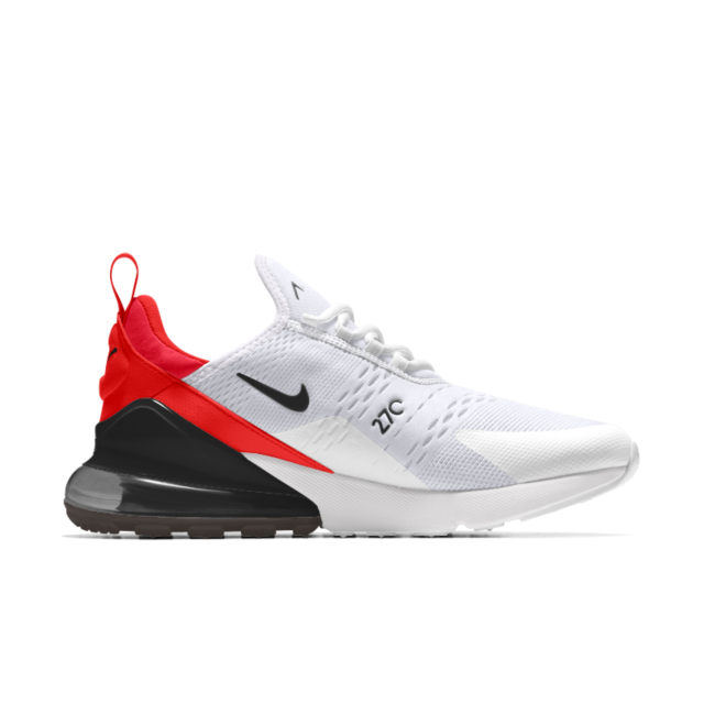 new product 685b1 883a4 NIKE AIR MAX 270 BY YOU. Schuh