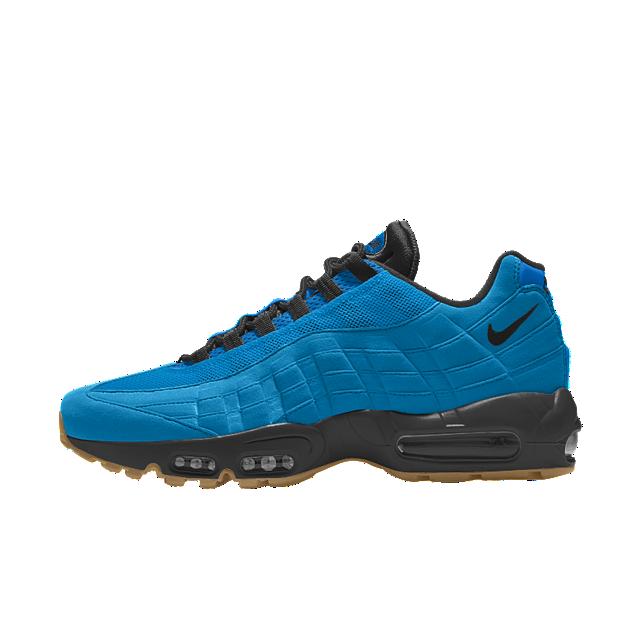 Кроссовки с индивидуальным дизайном <b>Nike Air Max 95</b> By You ...
