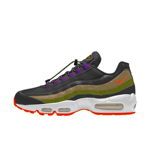 cheap for discount 10397 ad688 Nike Air Max 95 Premium By You Custom Shoe