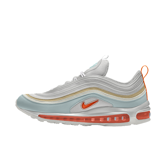 online store 633db abd96 Nike Air Max 97 Premium By You Custom Shoe