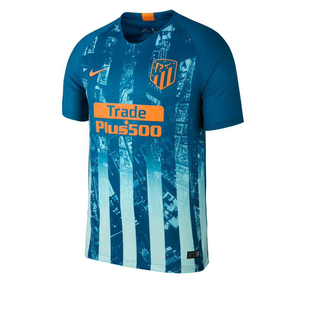 tenue de foot Atlético de Madrid Homme