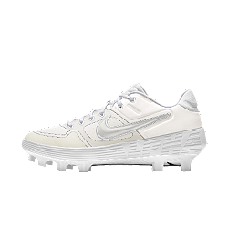 Scarpa da baseball personalizzabile Nike Alpha Huarache Elite Low Premium By You