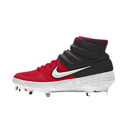 Nike Alpha Huarache Mid By You Baseball Cleat