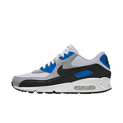 Nike Air Max 90 By You personalisierbarer Fußballschuh