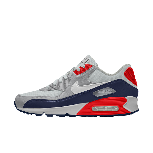 size 40 6547e 8d4e3 Nike Air Max 90 By You Custom Shoe. Nike.com