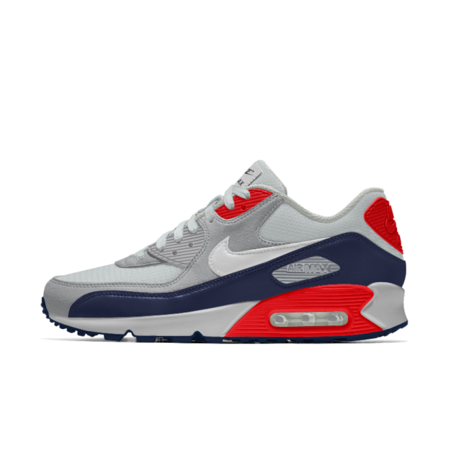 9fc98a2b4b2f Nike Air Max 90 By You Shoe. Nike.com