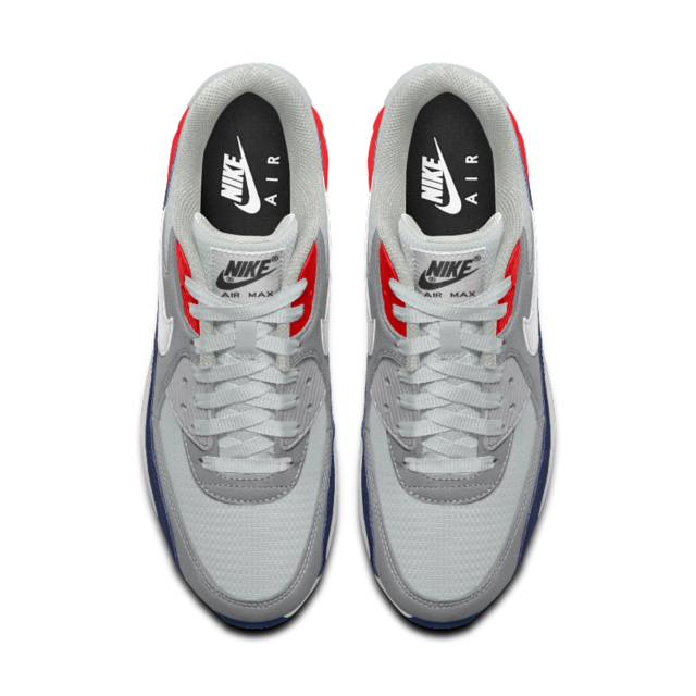 118a27d4c Nike Air Max 90 By You Shoe. Nike.com