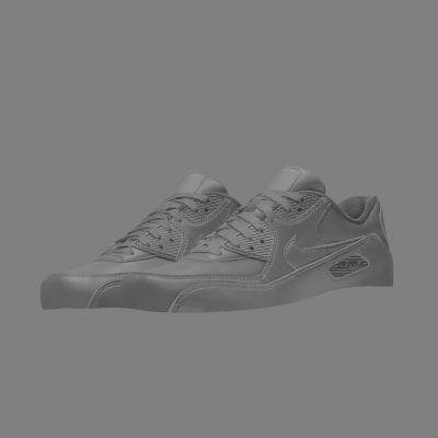 8a135571e40 Nike Id Air Max 90 Translucent Sole