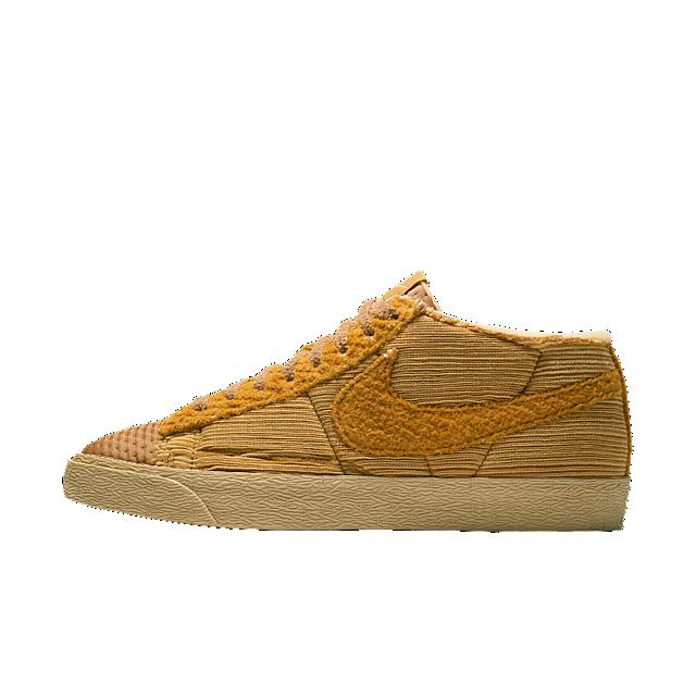 5c1f3a4ffed6c Nike Blazer Mid Premium By You Custom Shoe. Nike.com CH