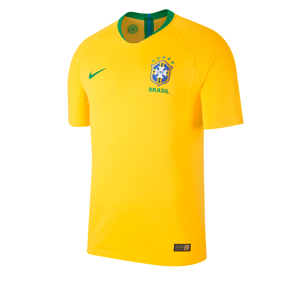 Uniformes PES PS2  Uniforme do Brasil 2018 19 PS2 31fe4788a2d68