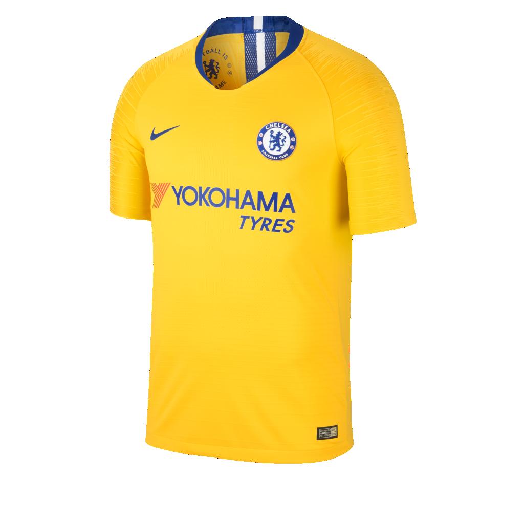 0285ac99c 2018 19 Chelsea FC Vapor Match Away Men s Football Shirt. Nike.com IE