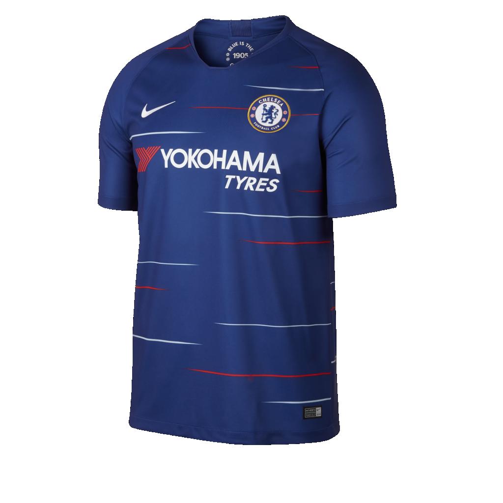 326128f8c9d1 2018 19 Chelsea FC Stadium Home Men s Football Shirt. Nike.com UK