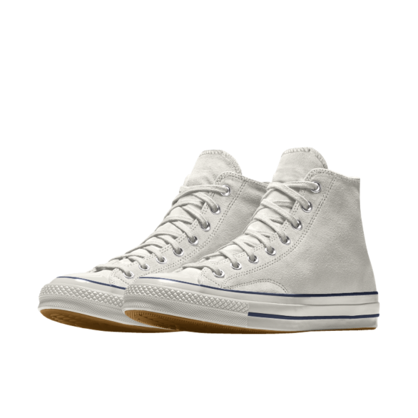 Converse Design Your Own Chuck Taylor 70 Suede Hi Your