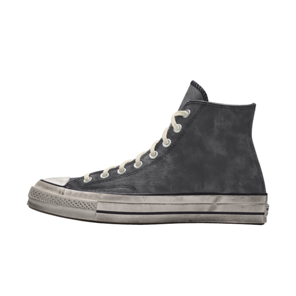 Custom Chuck 70 Washed Canvas High Top