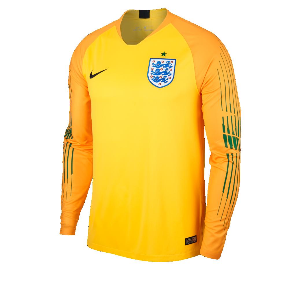 premium selection 0e841 2b0e5 2018 England Stadium Goalkeeper