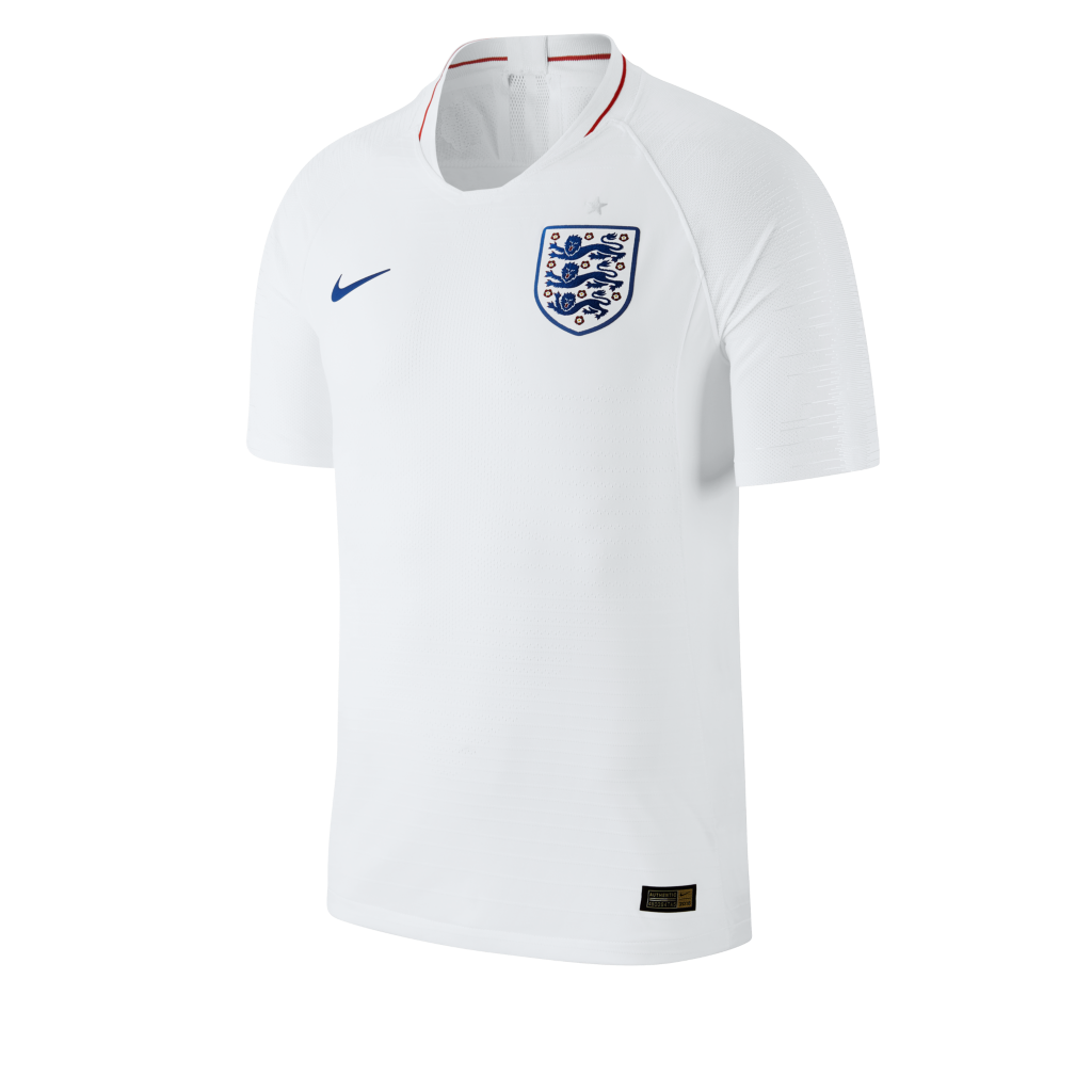 f1d3c48c7 2018 England Vapor Match Home Men s Football Shirt. Nike.com UK
