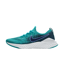 Nike Epic React 2 Flyknit By You 專屬訂製跑鞋