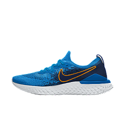 Calzado de running personalizado Nike Epic React 2 Flyknit By You