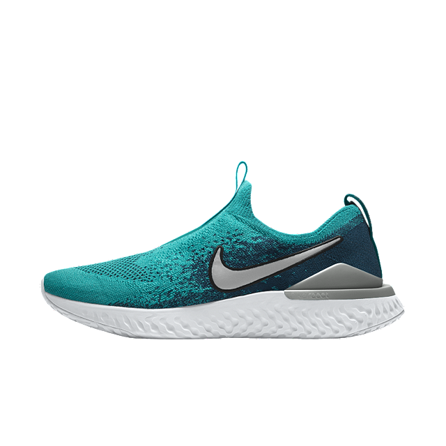 bde0e5dd355 SHARE YOUR DESIGN. Nike Epic React 2 Flyknit By You Custom Running Shoe