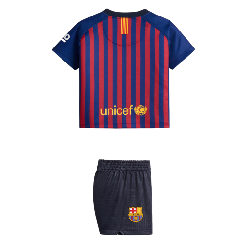 57145431d 2018 19 FC Barcelona Stadium Home Baby Football Kit. Nike.com UK