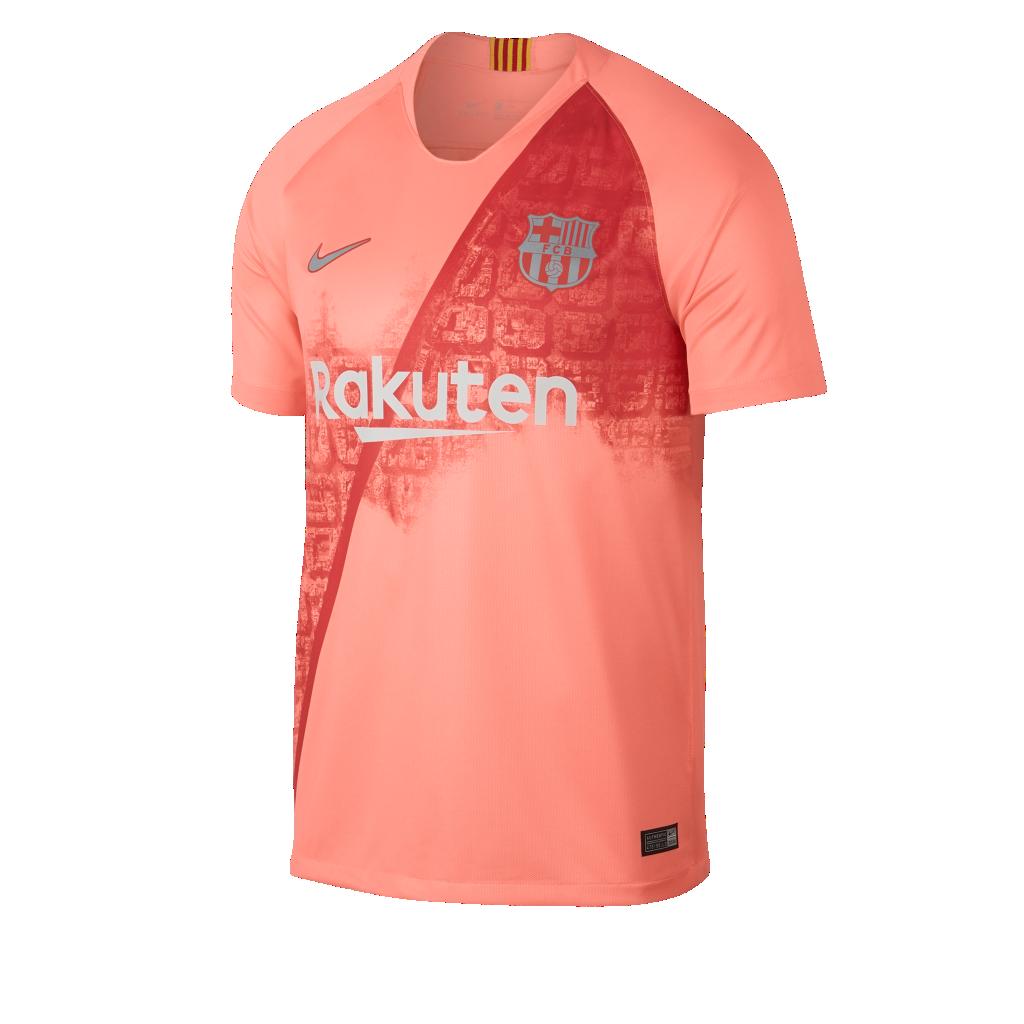 656249e71 2018 19 FC Barcelona Stadium Third Men s Football Shirt. Nike.com UK