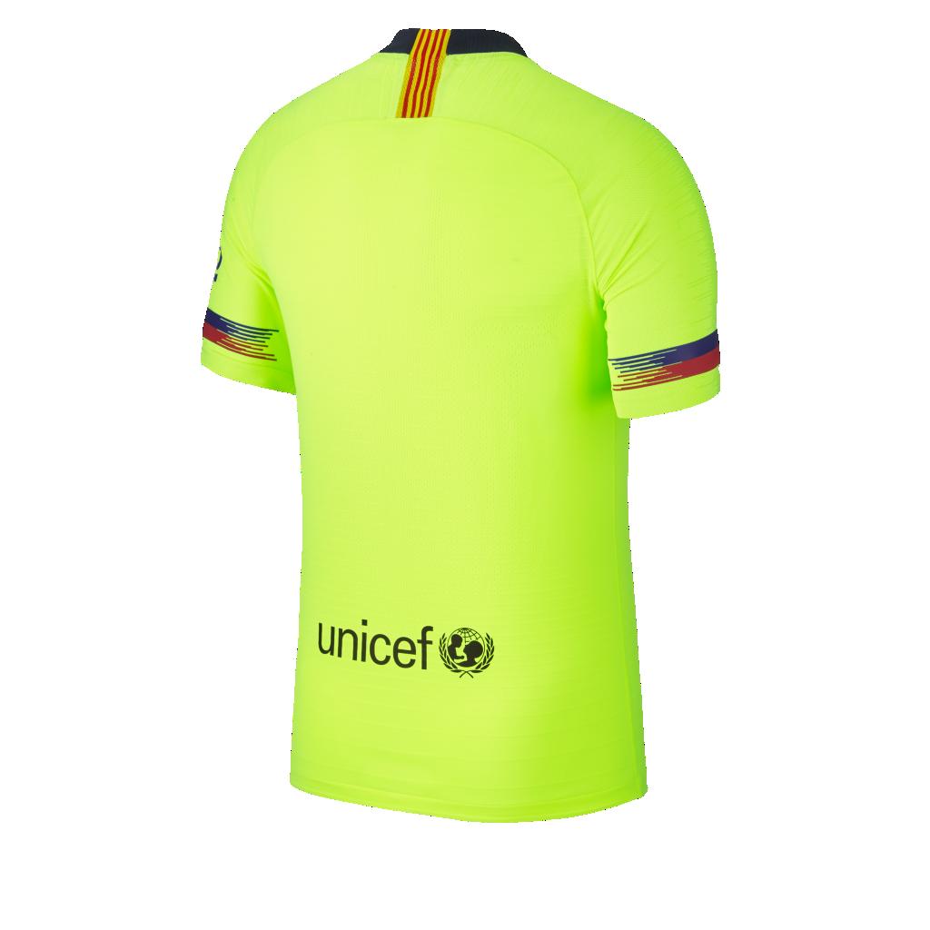 e89582b7d 2018 19 FC Barcelona Vapor Match Away Men s Football Shirt. Nike.com UK