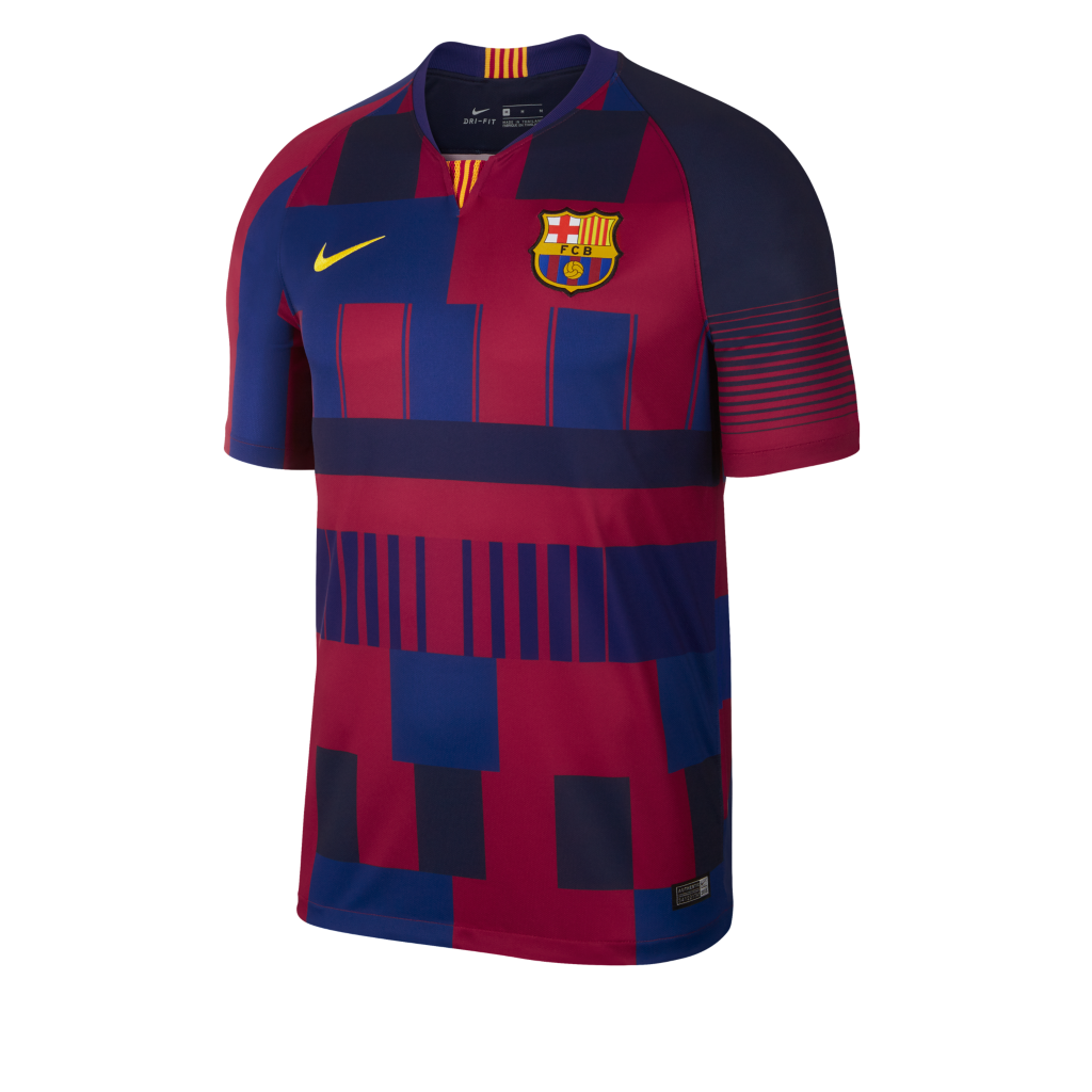 1b60b0ac466 FC Barcelona 20th Anniversary Men s Shirt. Nike.com UK