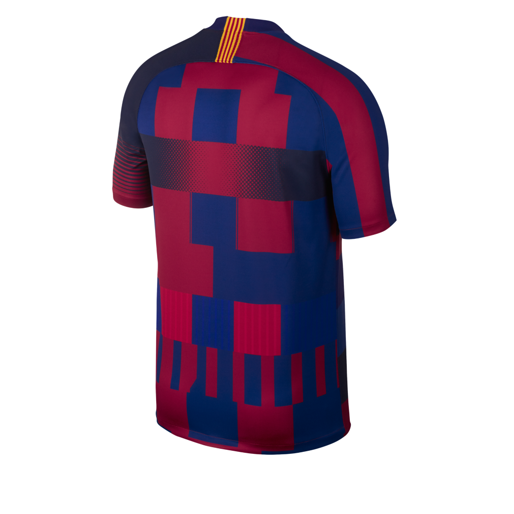 43df9d96d FC Barcelona 20th Anniversary Men s Shirt. Nike.com UK