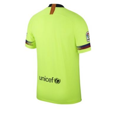 Camiseta suplente FC Barcelona 2018