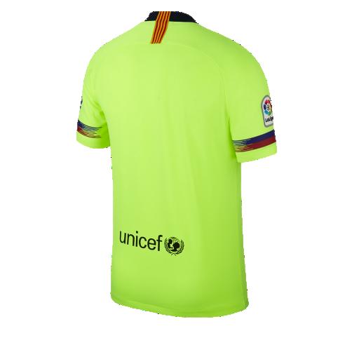 Camiseta suplente FC Barcelona 2018 2263cac6e3cbe