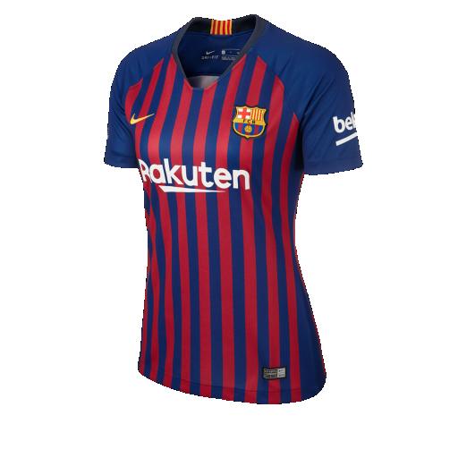 2018 19 FC Barcelona Stadium Home Camiseta de fútbol - Mujer. Nike ... 016810255fc03