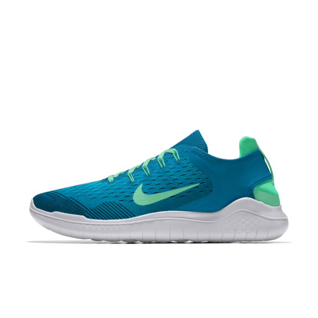 new concept 2a7c7 ca200 Nike Free RN 2018 By You Running Shoe. Nike.com