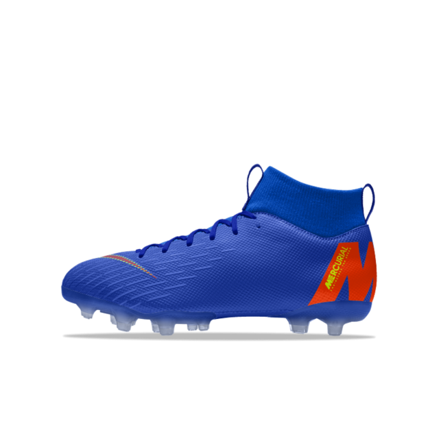 1a163872c22 ... closeout nike jr. mercurial superfly vi academy id soccer cleat. nike  c70c0 06d5e