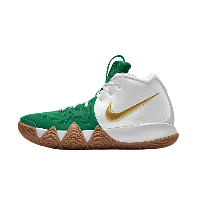 9059a30f6851 SHARE YOUR DESIGN. Kyrie 4 iD Basketball Shoe