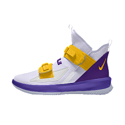 LeBron Soldier XII By You tilpasset basketsko