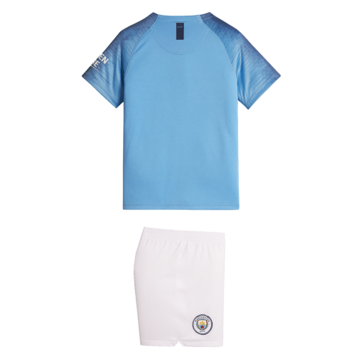62cea84a384 2018 19 Manchester City FC Stadium Home. Younger Kids  Football Kit65 €