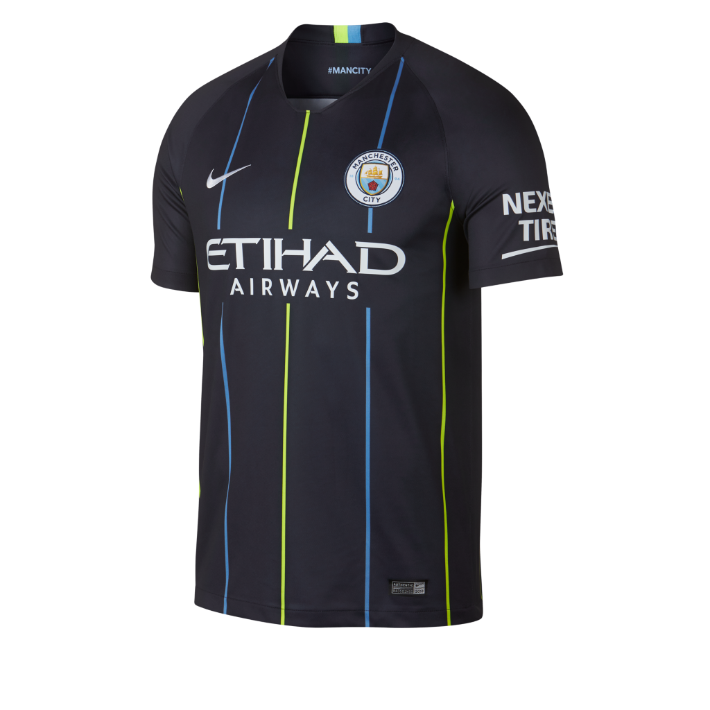 tenue de foot Manchester City Homme