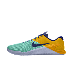 Nike Metcon 4 XD By You Zapatillas de cross training y levantamiento de pesas personalizables