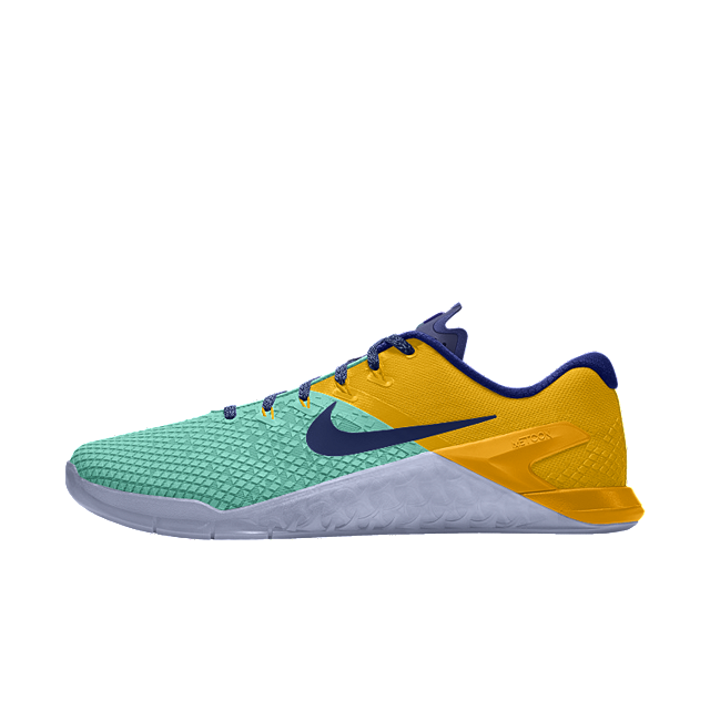 784d16c43e6 SHARE YOUR DESIGN. Nike Metcon 4 XD By You Custom Cross Training Weightlifting  Shoe