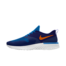 new concept a4b19 16b41 Nike Odyssey React Flyknit 2 By You Running Shoe. Nike.com H