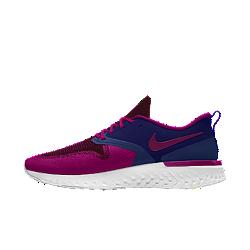 Scarpa da running personalizzabile Nike Odyssey React Flyknit 2 By You
