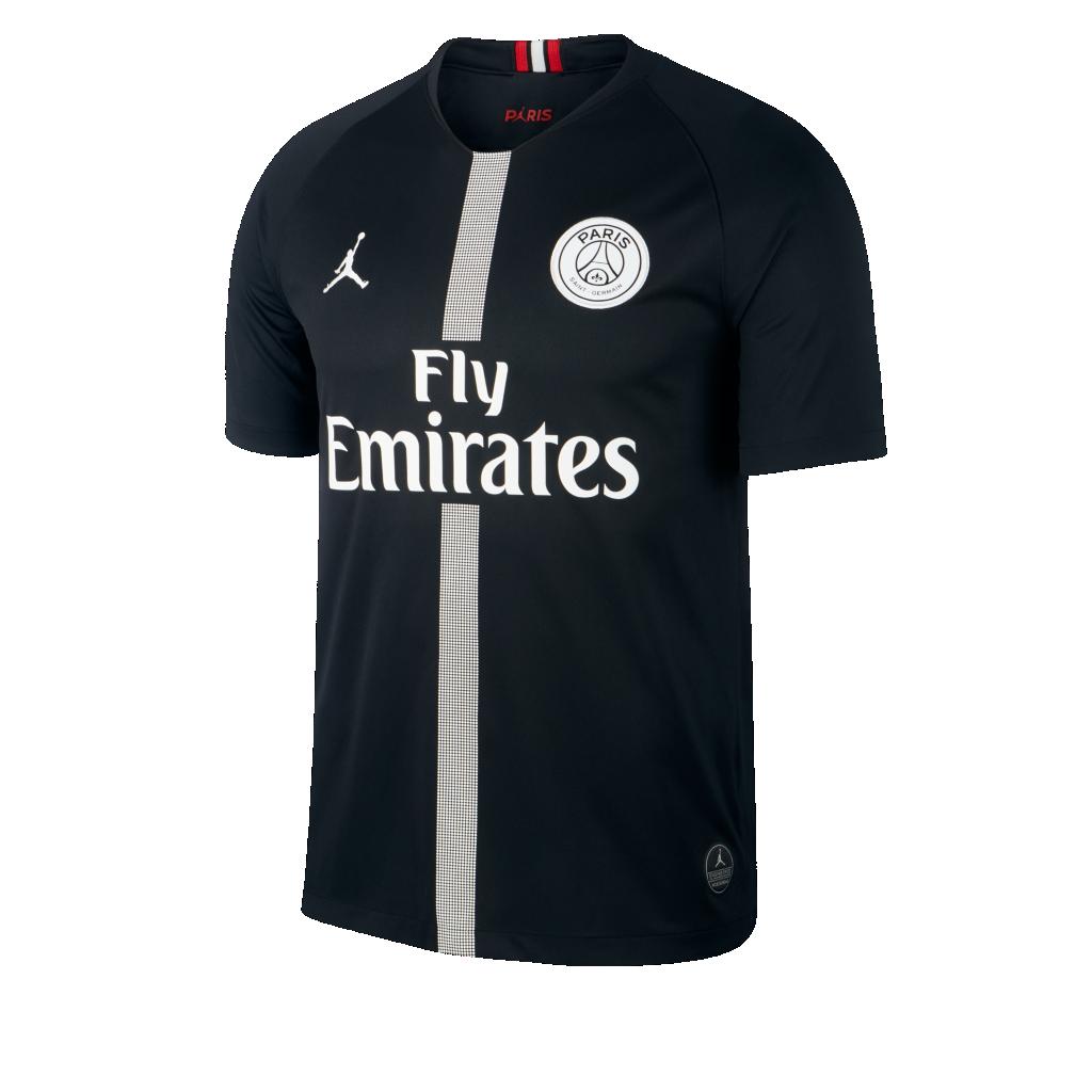 2018 19 Paris Saint-Germain Stadium Third Camiseta de fútbol ... bfb62af483e4a